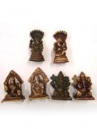REF2 – STATUES  (Ganesh & Laxmi)