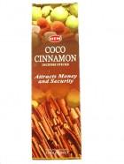 COCO CINNAMON (Noix de coco-Cannelle)