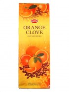 ORANGE CLOVE (Orange Clou de girofle)