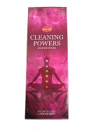 CLEANING POWERS (Pouvoirs nettoyants)