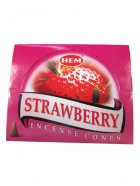 CONES STRAWBERRY (Fraise)