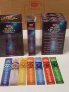 7 CHAKRAS (12 paquets à l'intérieur)
