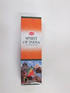SPIRIT OF INDIA (Esprit de l'Inde)