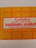 GOLOKA NAG CHAMPA 16g