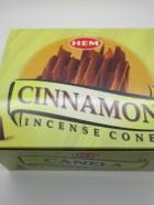 CONES CINNAMON (Cannelle)