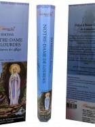 NOTRE-DAME DE LOURDES AROMATIKA  HEXA avec Prière