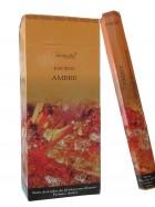 Encens Aromatika AMBRE – HEXA