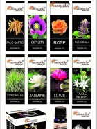 AROMA OIL AROMATIKA – Huiles parfumées
