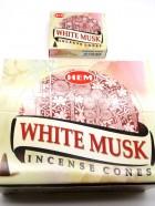 CONES WHITE MUSK (Musc Blanc)