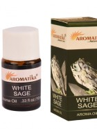 HUILE AROMA 10ml  – WHITE SAGE (Sauge blanche)