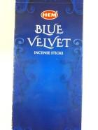 BLUE VELVET (Velours bleu)