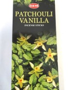 PATCHOULI VANILLA (Patchouli-Vanille)