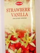 STRAWBERRY VANILLA (Fraise-Vanille)