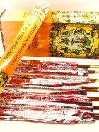 7 POUVOIRS AFRICAINS  AROMATIKA HEXA – 7 pochettes dans chaqe tube avec parfums différenciés par couleurs végétales