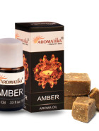 HUILE AROMATIKA PARFUMEE 10ml  – AMBER (Ambre)