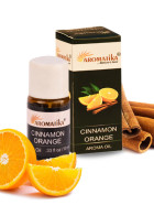 HUILE AROMA 10ml – CINNAMON-ORANGE (Cannelle-orange)