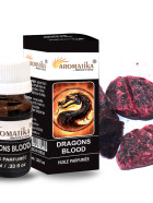 HUILE AROMATIKA PARFUMEE 10ml – DRAGONS BLOOD (Sang des Dragons)