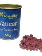 RESINE NATURELLE VATICAN – Lot de 6 pots de 50g
