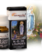 HUILE AROMATIKA PARFUMEE 10ml – NOTRE-DAME DE LOURDES