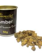 AROMATIKA ENCENS RESINE NATURELLE AMBER (Ambre)